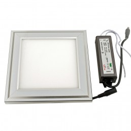 Panneaux LED 10W 150x150x11.5mm