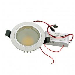 Spot encastrable downlight 5W LED SMD5630 Samsung