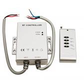 Contrôleur RGB 144W étanche avec télécommande RF