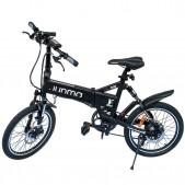 Vélo à assistance électrique pliable