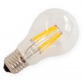 Ampoule 8W E27 filament LED COG