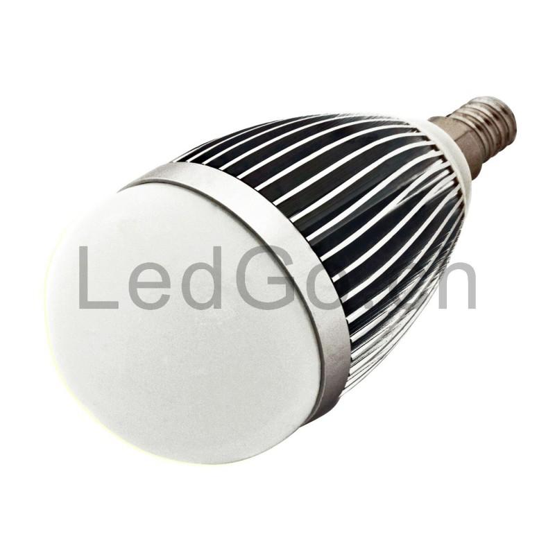 lot de 2 ampoules 7w e14 led smd5630. Black Bedroom Furniture Sets. Home Design Ideas