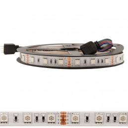 Bande LED 72W RGB 12V IP20 SMD5050 5M