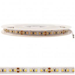 Bande LED 144W 24V IP20 SMD2835 5M blanc chaud