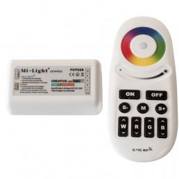 Contrôleur RGBW 240W inclus télécommande RF
