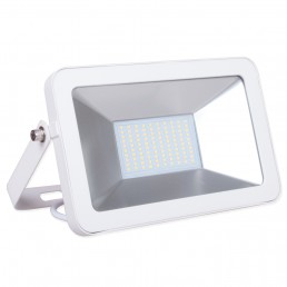 Projecteur LED ultra fin 50W HV SMD2835 IP65 blanc pur