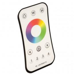 Télécommande RF RGBW multi- zone 2.4G pour récepteur V4