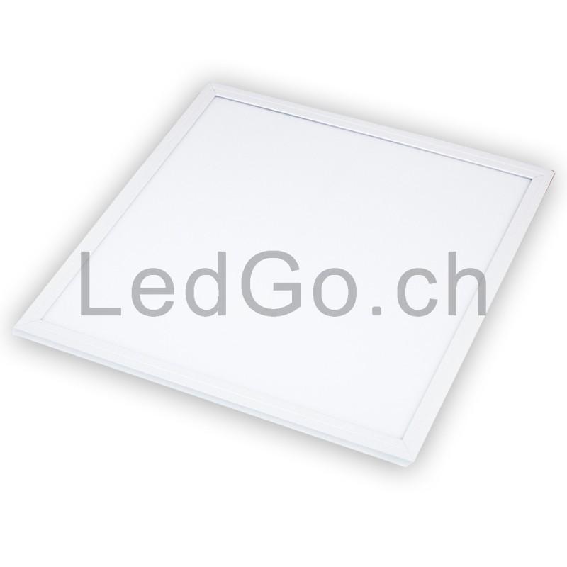 Panneau led 36w ip65 cadre blanc - Panneau led professionnel ...