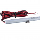 Réglette LED 7.5W ultra plate 750x17.5x8mm blanc pur 840