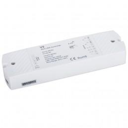 Contrôleur récepteur RF tension stabilisée 5 canaux