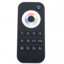 Télécommande tactile RGB + CCT RF 2.4G 4 zones
