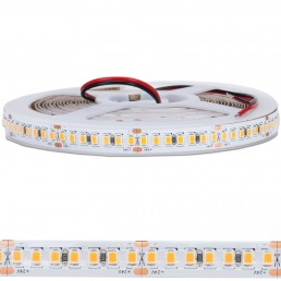 Bande LED 85W 24V blanc chaud IP20 980 SMD2835 5M 120 lm/W IRC93