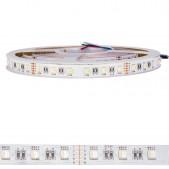 Bande LED 96W RGBW(3000°K) 4 en 1 24V IP20 SMD5050 5M