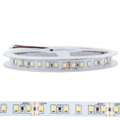 Bande LED 60W 12W/m 24V IP20 600 SMD2835 5M 120lm/W IRC80