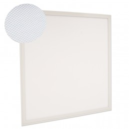 Panneau LED 36W 120lm/W UGR16 640x640x10mm IP40 blanc pur 840 alimentation Lifud incluse