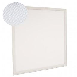 Panneau LED 48W 120lm/W UGR16 640x640x10mm IP40 blanc pur 840 alimentation Boke incluse