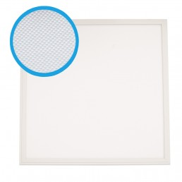Panneau LED 40W 600x600x9mm 0-10V/DALI dimmable cadre blanc