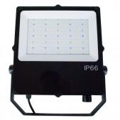 Projecteur LED ultra plat 200W Philips SMD5050 CCT IP66/IK08 alimentation Sosen incluse