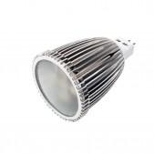 Spot MR16 5W LED High Power 120° blanc jour