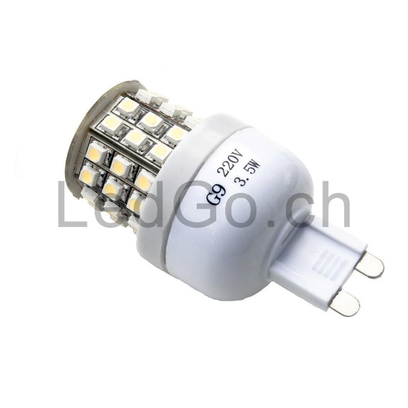 ampoule 3 5w g9 led smd3528. Black Bedroom Furniture Sets. Home Design Ideas