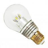 Ampoule LED E27 9W SMD3535 blanc chaud