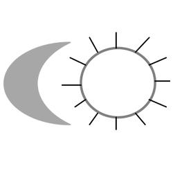 Seuils crépusculaires réglable pour détecteur