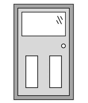 Détecteur PIR ne fonctionne pas à travers les portes