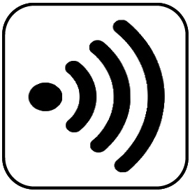 signal radio fréquence