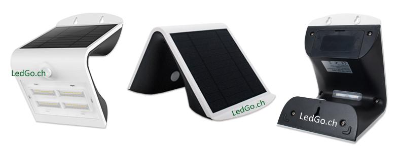 projecteur led solaire puissant trendy zuke super lumineux et puissant solaire spot led haute. Black Bedroom Furniture Sets. Home Design Ideas