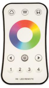 Télécommande tactile RF