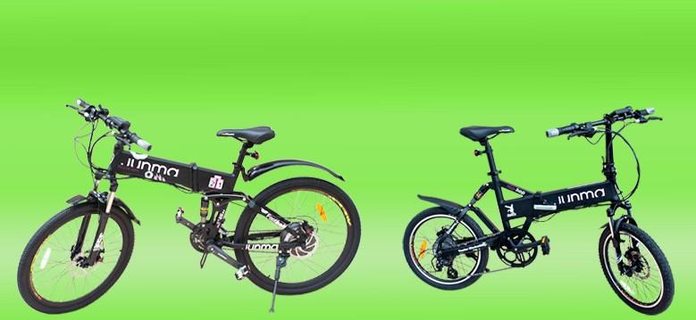 Promotion vélos pliables haut de gamme à assistance électrique 25km/h