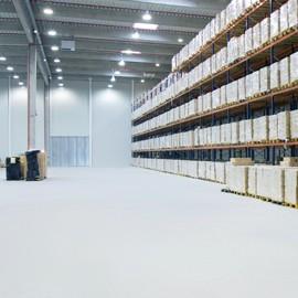 Eclairages LED pour les ateliers, usines, entrepôts...