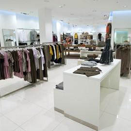 Eclairages LED pour boutiques, grandes surfaces, vitrines, showrooms...